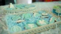 心甜私人定制 2014.6.8翻糖纸杯蛋糕短片