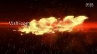 震撼火焰开场片头__5.5_AE模板下载VJ师网