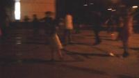 郯城墨泉公园小美女跳广场舞