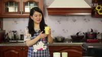 夏日有点芒(二)芒果椰奶冰+面包布丁