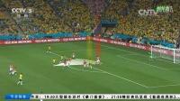 2014巴西世界杯火爆头条 内马尔2球奥斯卡破门 巴西3-1克罗地亚