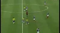 1998年世界杯经典战:齐祖两头球法国3-0巴西
