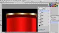 PS学习PS教程PS设计PS鼠绘茶叶铁罐包装