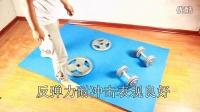 健身房地垫家用橡胶地胶地板专用杠铃垫哑铃