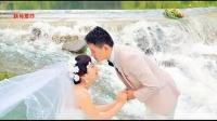杨超和聂雪雪婚纱图片