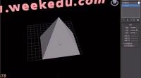 3D教程3D入门基础3D下载3D建模3D渲染3D棱锥的创建