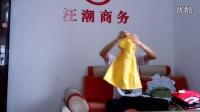 服装创业指南微信公众号女款十元T恤看货视频