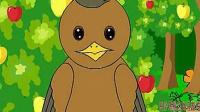儿童故事精选-比西瓜还大的苹果