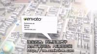 VIP21 AE模板CS5  强大三维效果地图生成 3d Map Generator