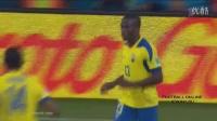 2014巴西世界杯E组第2轮:洪都拉斯1-2厄瓜多尔 全场集锦 140621