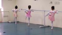 芭蕾舞基本功排练1