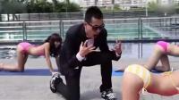 美少女强势演绎中国版神曲江南Style