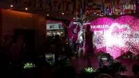 咸宁温泉爱生活爱机车  体验速度与激情 机车展 内衣秀活动