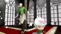 【MMD】大迪亚哥和蚊香眼龙龙一起跳恋爱循环