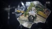 A0125  震撼大气玻璃破碎特效影视图片视频文字宣传片头AE模板