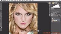 [PS]12-4.lynda.Photoshop.CS6人像修饰教程.修补头发中的空隙