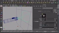Maya 教程 灯光与摄像机 制作电筒发光效果