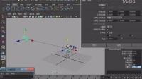Maya教程 关键帧动画 使用目标约束