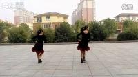 宜兴神州广场舞伦巴达舞娘正反面演示
