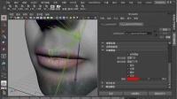 Maya教程 动画绑定 头部表情绑定视频15