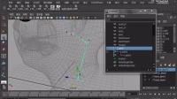 Maya教程 动画绑定 头部表情绑定视频2
