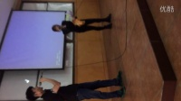 广州越秀外国语美女学生与靓仔老师深情对唱