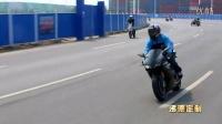 天津鸿发投资集团沸德机车俱乐部骑行活动(高清)