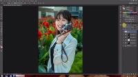 [PS]Lightroom和Photoshop摄影后期教程49(肤色调整)
