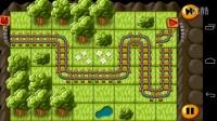 非常好玩的安卓游戏: 天天火车酷跑 (百度手机助手下载)