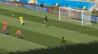 2014巴西世界杯巴西队进球集锦