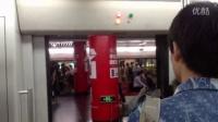 上海地铁(轨道交通)1号线AC01C117号车新车厢关门蜂鸣