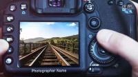 2461[素材TV] 相机快速拍照展示高清AE模板