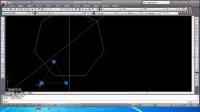 CAD技巧图,一个尺寸画图