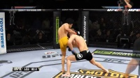 UFC 2014 PS4 李小龙 VS Conor Mcgregor