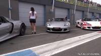 INSANE Hypercar Line-up P1, LaFerrari, 918 Spyder, Enzo, Car
