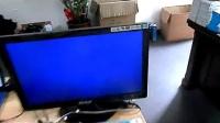 AV转VGA转换器使用视频