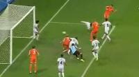 2014巴西世界杯荷兰队晋级四强