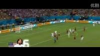 2014巴西世界杯十佳进球