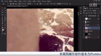 敬伟ps视频教程 C16-破损照片修复处理