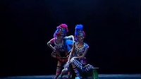 第八届全国舞蹈 女子双人舞《我们俩》 鲁文倩 鲁文��_448x336_2.