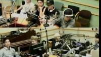 【HEY_GOT7】140709 슈퍼주니어의 Kiss the radio 보이는라디오