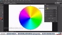 敬伟ps视频教程 B06-14调色课程-可选颜色范围关联性(新版加密)