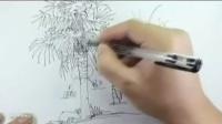 动漫手绘教程_手绘人物教程_手绘板绘画教程