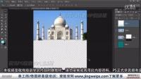 敬伟ps视频教程 B08-21滤镜系列-波纹实例