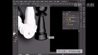 AI视频教程_AI教程_AI实例教程_UI篇_国际象棋_标清