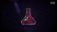 钻石闪光Logo演绎动画AE模板