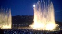 湖面上的光影之舞——辽宁朝阳音乐喷泉