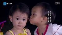 贾乃亮李小璐女儿搞怪镜头汇集《小苹果》-爸爸回来了140710-超清