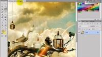 PS教程1_PS CS6图像处理讲座_4.5  使用【吸管工具】快速吸取颜色