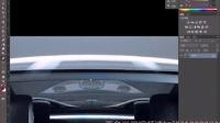PS教程PS人像抠图PSPS蒙版教程抠图超级跑车